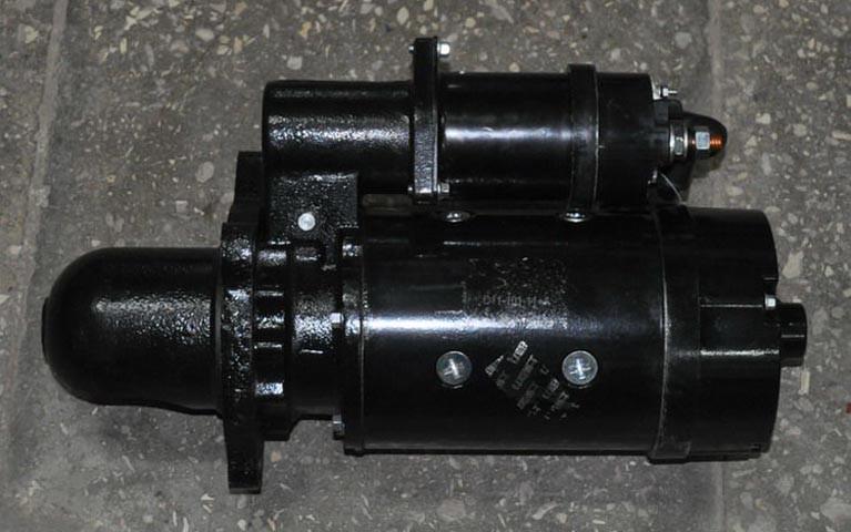 Стартер D11-101-11+A двигателя SC8D, SC9D, D6114 Shanghai (Шанхай)
