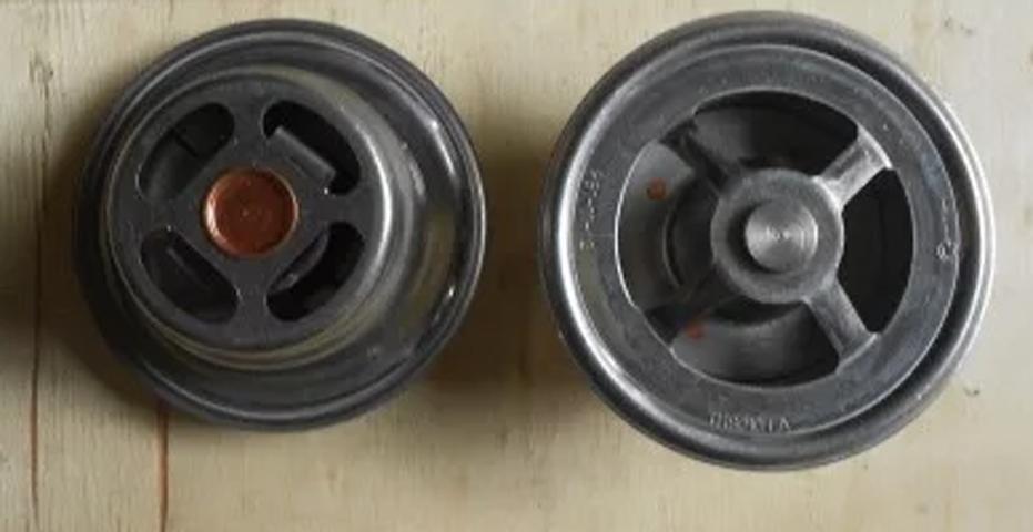 Термостат C22AL-1118010+A двигателя C6121 Shanghai (Шанхай)