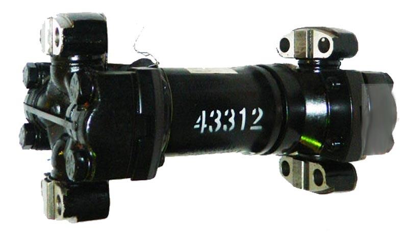 Вал карданный 4110000463 погрузчика SDLG LG956
