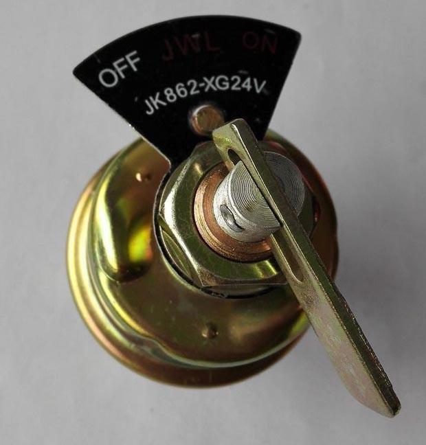 Выключатель массы 4130000427 погрузчика SDLG