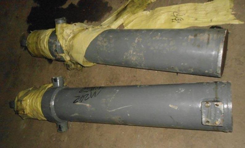 Гидроцилиндр стрелы 4120000170 погрузчика SDLG LG952