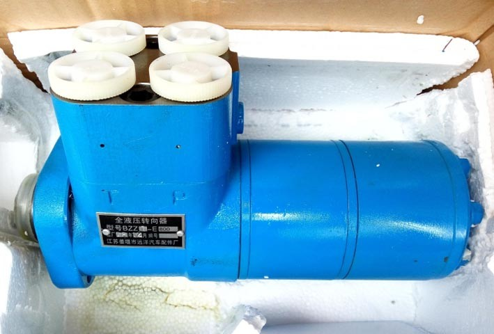 Гидроусилитель BZZ1-E800, 4120001419 погрузчика SDLG LG953L