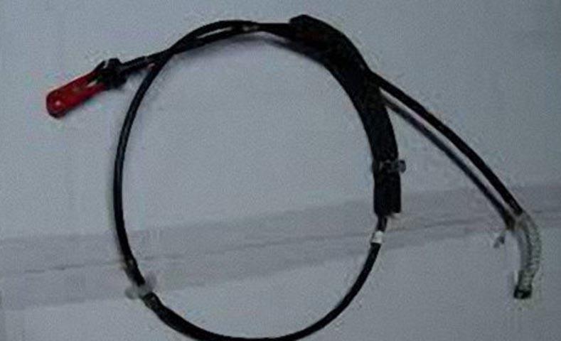Трос ручника 4120000889-1 погрузчика SDLG LG933, LG936