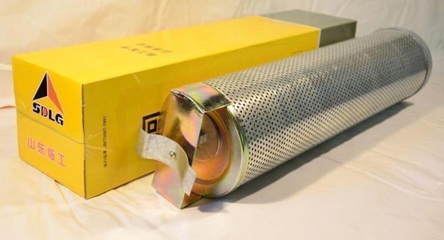 Фильтр гидравлический 29100008081 погрузчика SDLG LG952