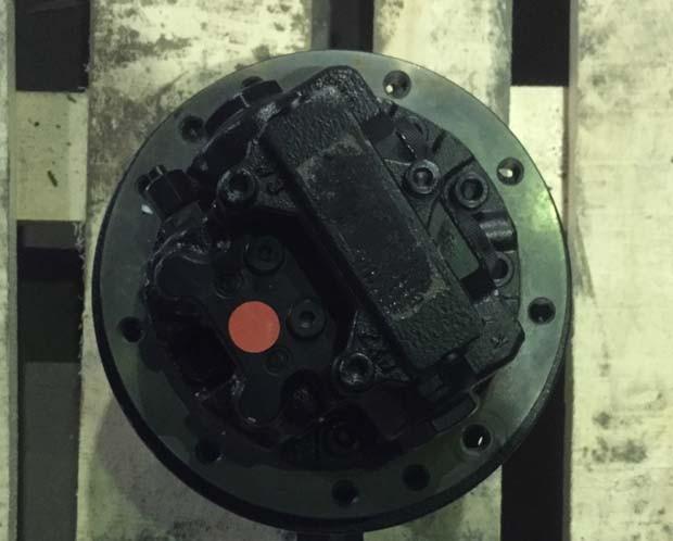 Редуктор хода мини-экскаватора CAT 303.5 (Катерпиллер)