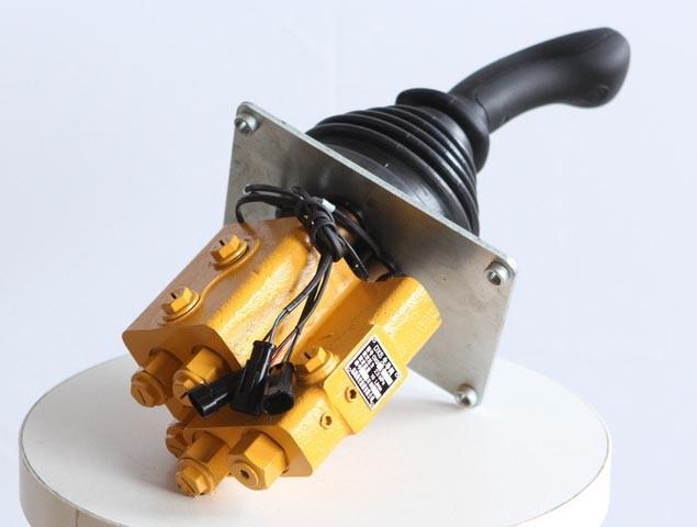 Джойстик DXS-00 погрузчика XCMG ZL30G, ZL50G, LW300K, LW500K