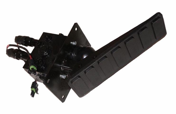 Клапан тормозной VB-220-570-63-C5-504-0000 автогрейдера XCMG GR215