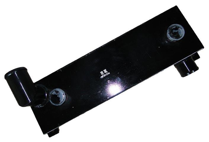 Радиатор масляный XGYS01-13 погрузчика XCMG LW500F