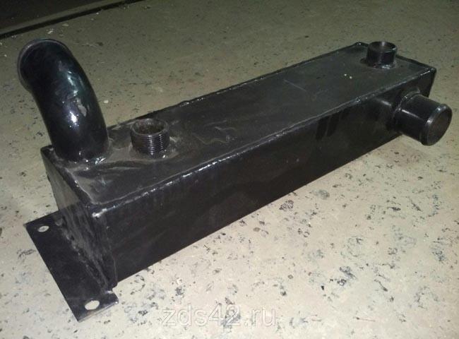 Радиатор масляный XGYS01-13B (800305568) погрузчика XCMG LW300F