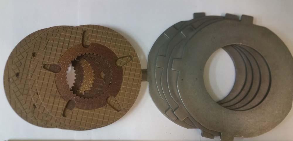 Комплект дисков 644197 Carraro