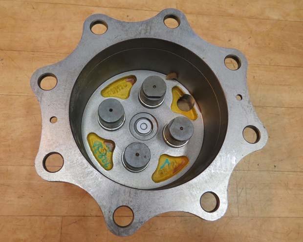 Крышка ступицы 68009 Carraro